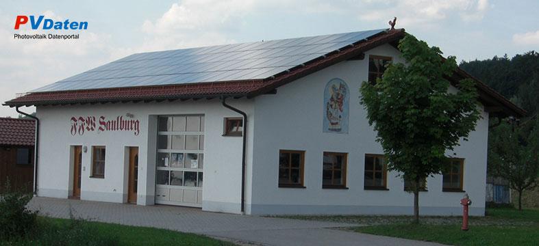 PV Anlage Saulburg